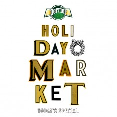 PERRIER 『HOLIDAY MARKET with TODAY'S SPECIAL…