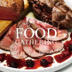 SEASONAL FOOD GATHERING 2016.11.18(金) - 11.2…
