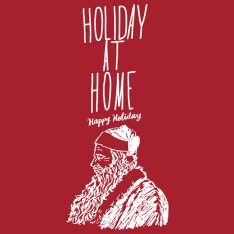 HOLIDAY AT HOME 2016.11.18(金)- 12.25(日)