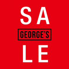 GEORGE'S WINTER SALE 2016.12.27(火)- 2017.1.2…