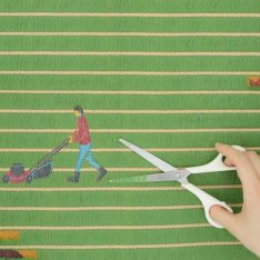 SNIP SNAP WALL ART MUSEUM BY YURI HIMURO <br…